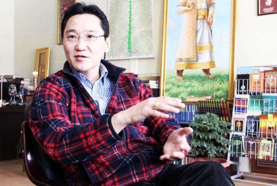 """Д.Гүн-Үйлс: """"Чингис"""" нэртэй архинаас болж хичнээн амьдрал сүйрснийг хэн ч таашгүй"""